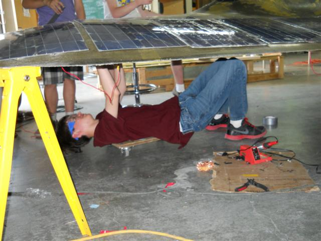 Placing Solar Modules 3