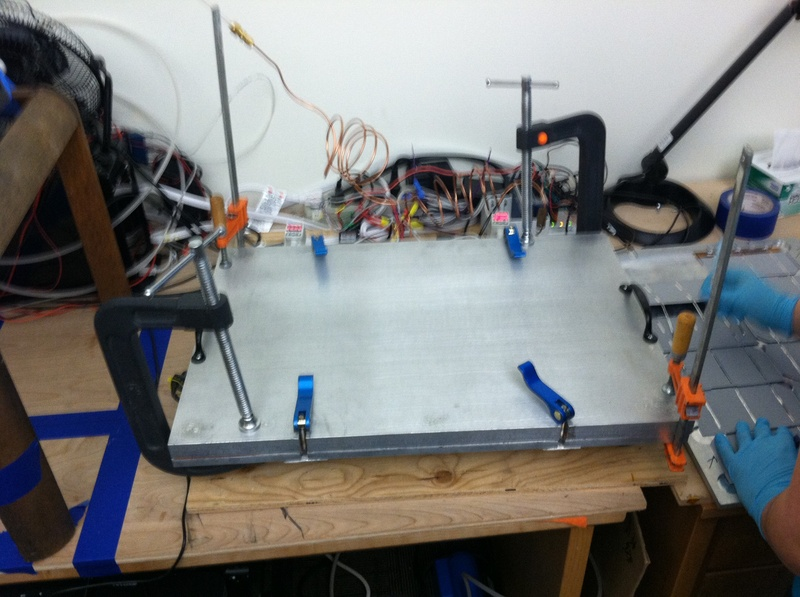 Making Solar Modules 9
